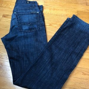 Woman's 7 For All Mankind Jeans!